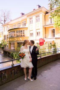 Fotografin für Hochzeit