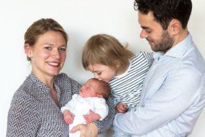 Fotografin für Baby