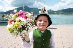 Hochzeitsfoto Tegernsee