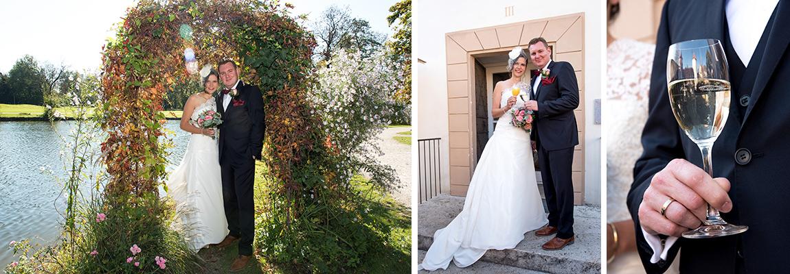 Hochzeit Muenchen Herbst Schloss