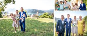 Hochzeitsreportage Schliersee Natur